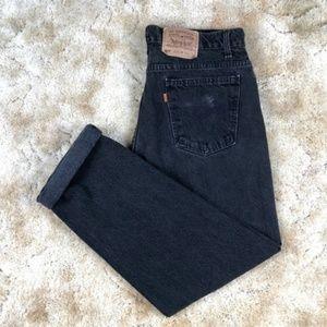 VTG Levi's 505 High Rise  Mom Jeans